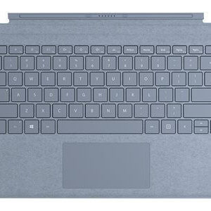 Surface Pro Signa Type Cover English Ice Blue