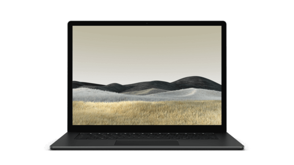 Surface Laptop 3 15 inch Black